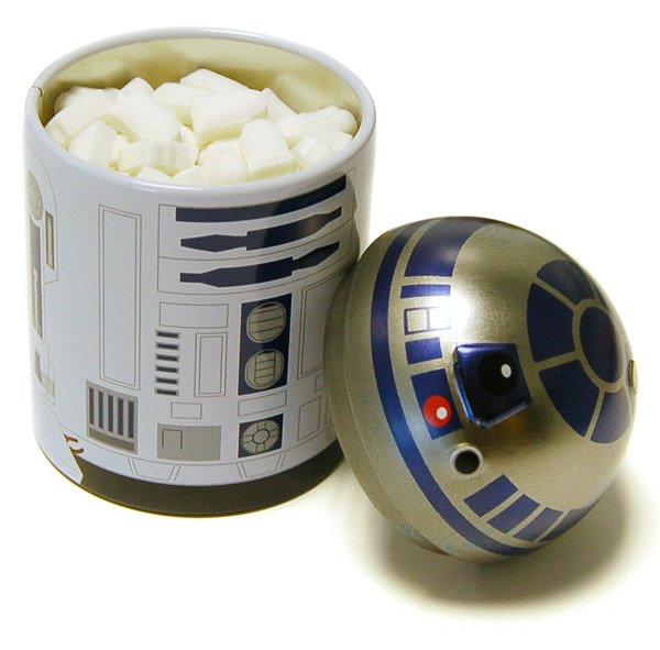 r2 d2 mint candy tin