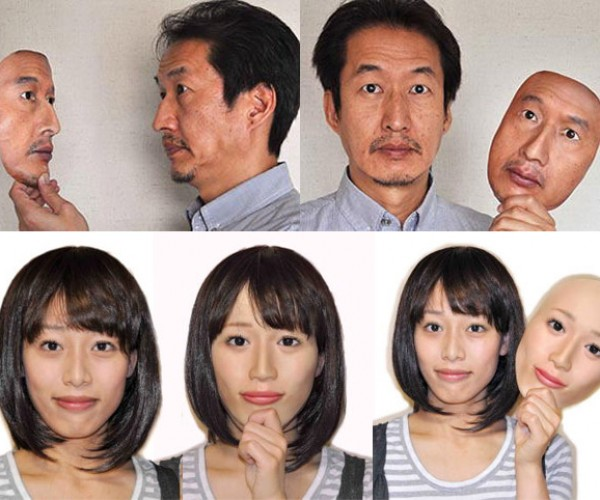 REAL-f Masks Are Creepy, Ultra Realistic, and Extremely Expensive