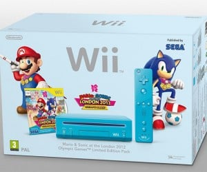 Nintendo Outs Blue Wii with DIY Sonic Stickers, Doesn't Call It DI-Wii