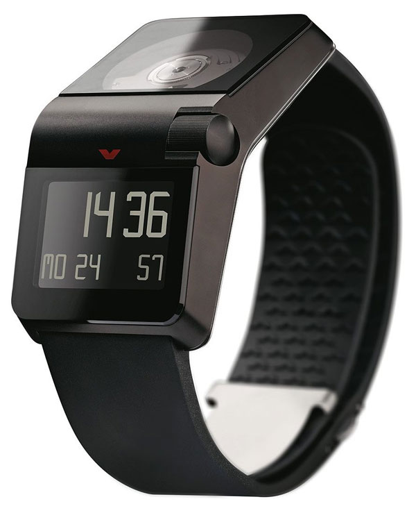 Sparc MGS watch