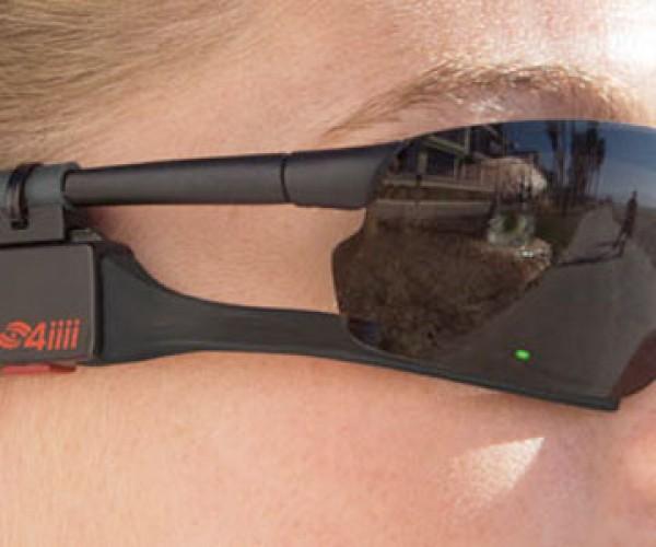 Sportiiiis Heads-up Display Offers Fitness Feedback, Four i's