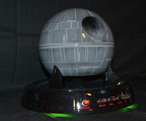 star wars sound system with death star subwoofer by major league mods 2