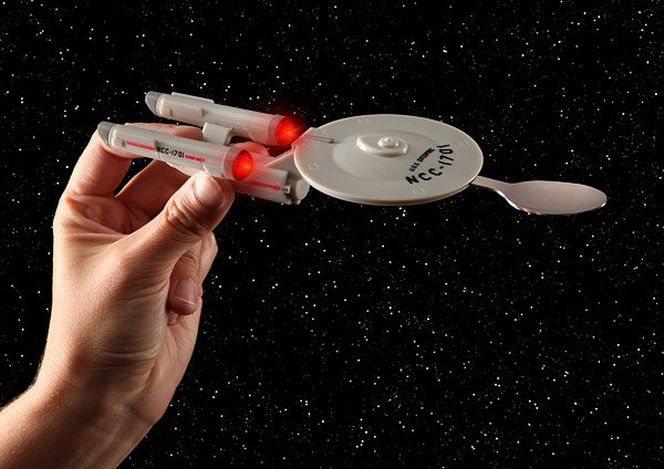 star trek feeding spoon