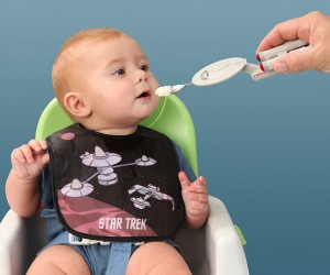 Starship Enterprise Spoon Feeds The Next Generation