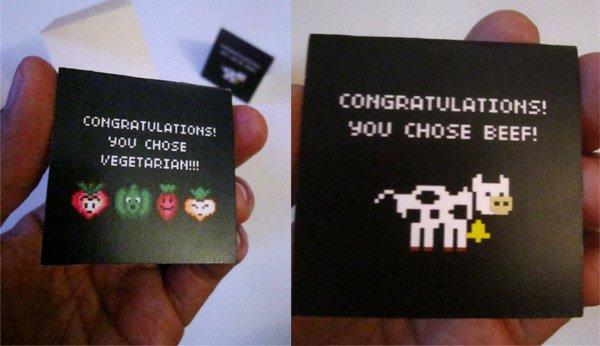 super mario wedding favors food choice