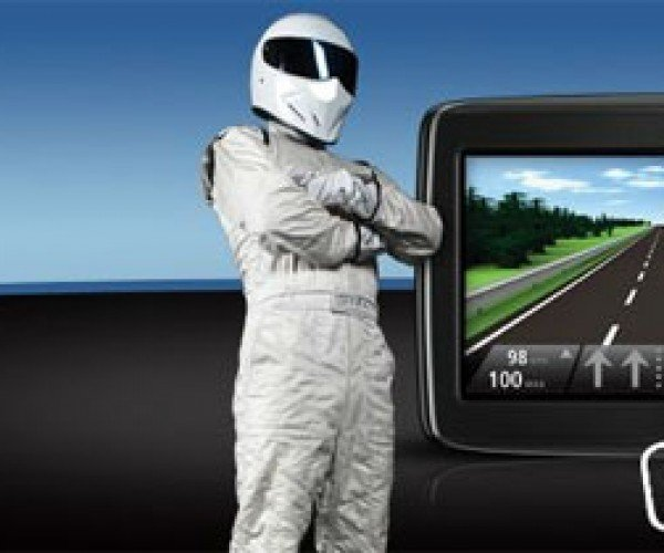 TomTom Go Live Top Gear Edition GPS Gets Jeremy Clarkson's Voice, Stig Stays Silent