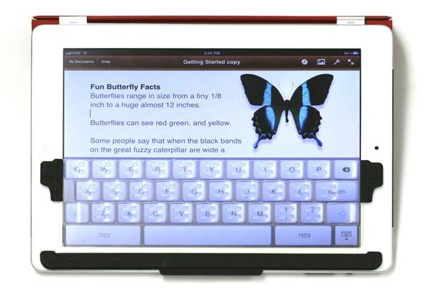 touchfire ipad keyboard