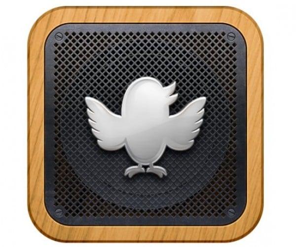 Tweet Speaker App Reads Your Tweets