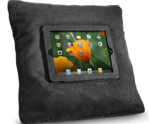 TyPillow Won't Make it Easier to Type on the iPad 2