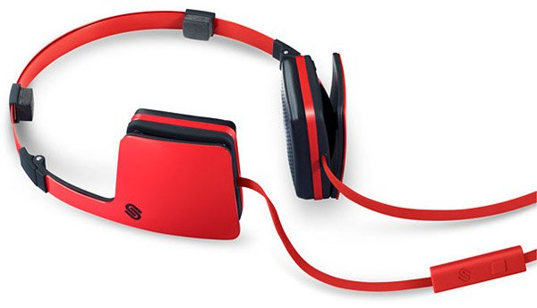 urbanista copenhagen red headphones