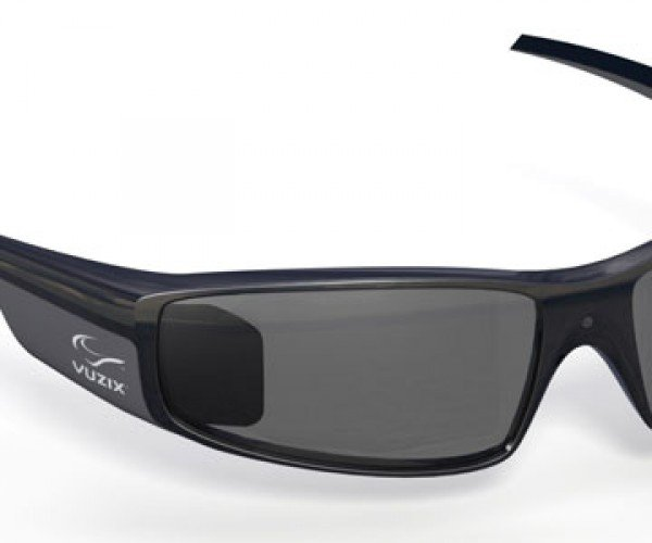 Vuzix Licenses Nokia Tech for Video Glasses with See-through Optics