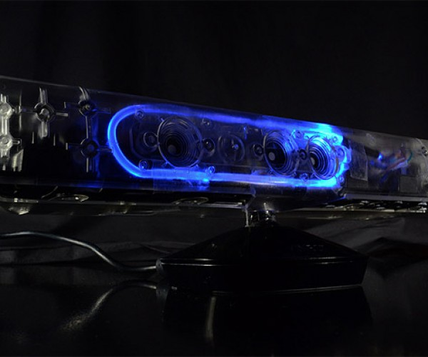XCM Kinect X-Light Kit Pimps Out Your Kinect
