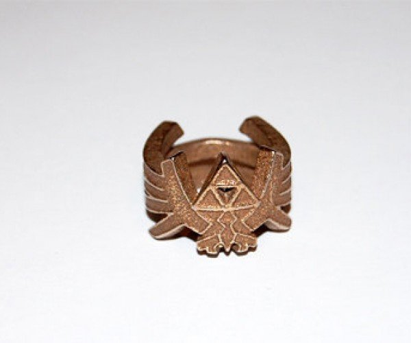 zelda triforce ring by knil 2