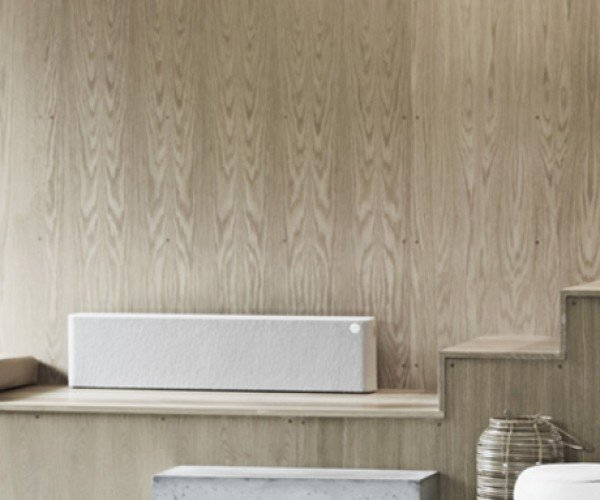 Libratone AirPlay Sound System: Stylish Airplay Stereos