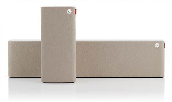 libratone air live stereo airplay sound system ios ipad iphone ipod