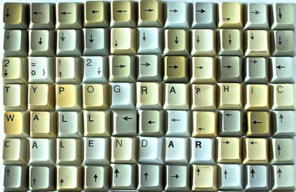 bra dress calendar keyboard recycling