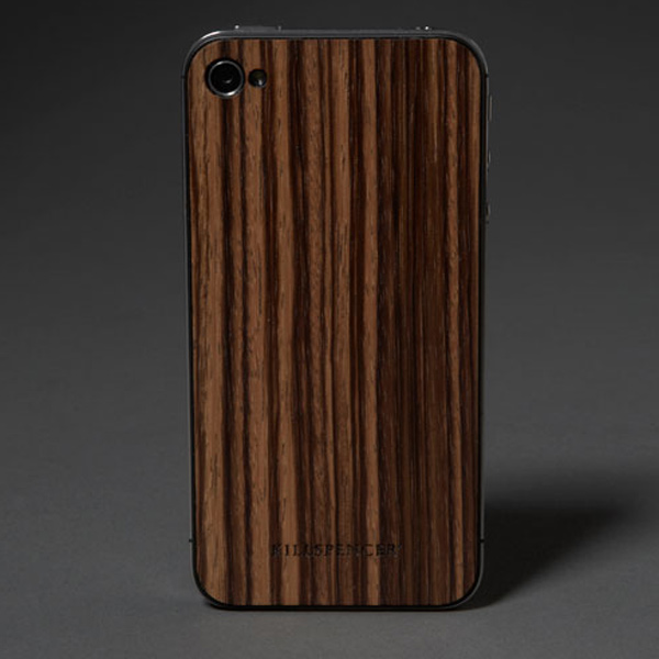 killspencer veil back wood iphone 4