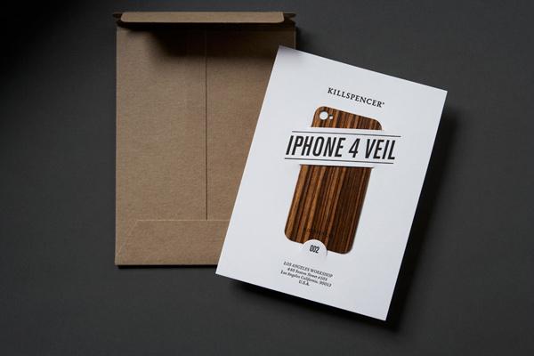 killspencer veil back wood iphone 4