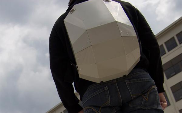 solid gray backpack hardshell laptop netherlands