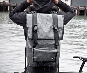 Mission Workshop Weatherproof Fitzroy Rucksack Protects Your Precious Laptop