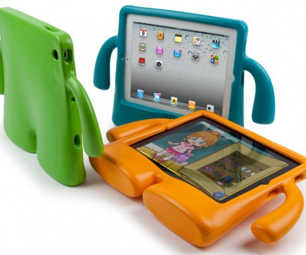 Speck iGuy Case for iPads Doesn't Walk, But it Stands