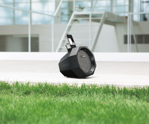 Yamaha PDX-11 Portable Speaker Dock: What Does an Octagon Sound Like?