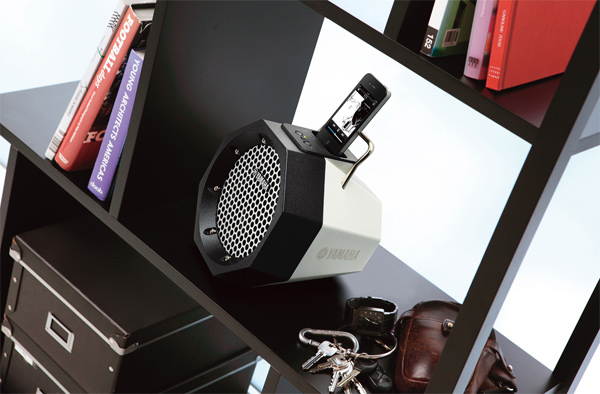yamaha pdx 11 speaker portable iphone ipod audio