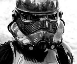 Carbon Troopers: Stormtrooper Armor Gets the Carbon Fiber Treatment