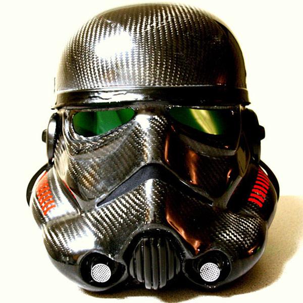 Carbon Troopers Stormtrooper Armor Gets The Carbon Fiber