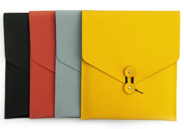 ipad poketo case envelope retro mobile