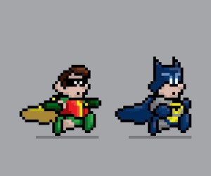 8-Bit Heroes: Saving People One Pixel at a Time