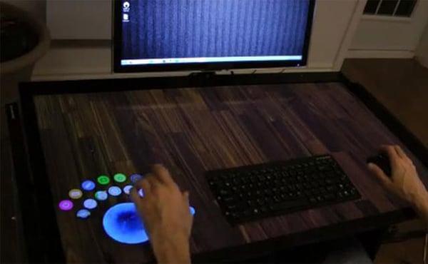 exopc exodesk pc surface microsoft desk interactive