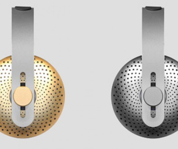 EOps Noisezero O+ Eco Edition Headphones Made from Metal and… Cornstarch?