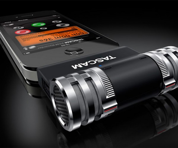 Tascam iM2 iOS Stereo Microphone: Supersize Your Podcasts