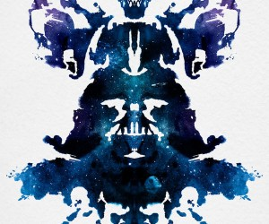 Star Wars Identities: Darth Vader Does Rorschach