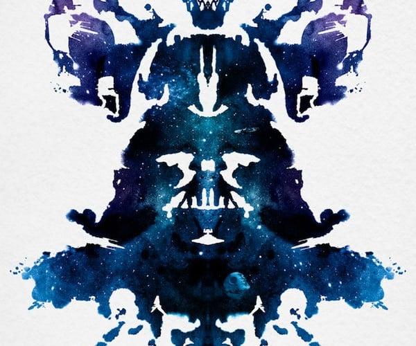 Star Wars Identities: Darth Vader Does Rorschach