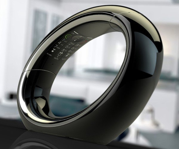 Eclipse DECT Phone: Cool Shape, But Who Needs It?