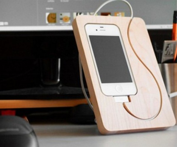 Chopping Board? iPhone Charging Stand? You Be The Judge