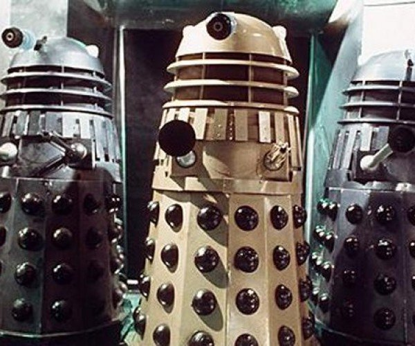 BBC Develops Daleks That Are Controlled by Doctor Who Episodes
