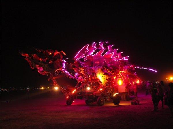 Dragon Art Car 1