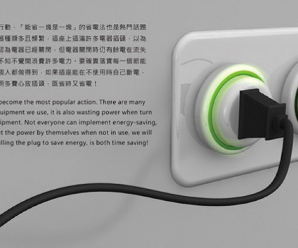 Eco-Socket: Plug and Pop