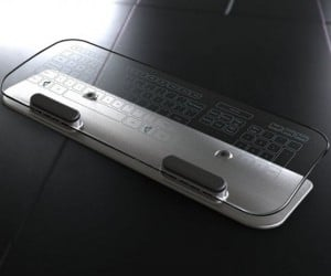 Multitouch Glass Keyboard and Mouse of the Future Already in The Works