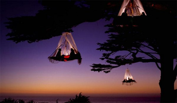 Hanging Tent1