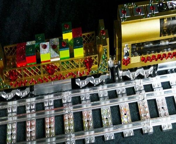 Trains For Around Christmas Tree