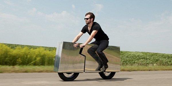 Mirror Bike