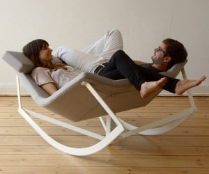 Sway: A Rocking Chair for Two