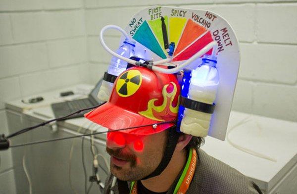 Taco Helmet