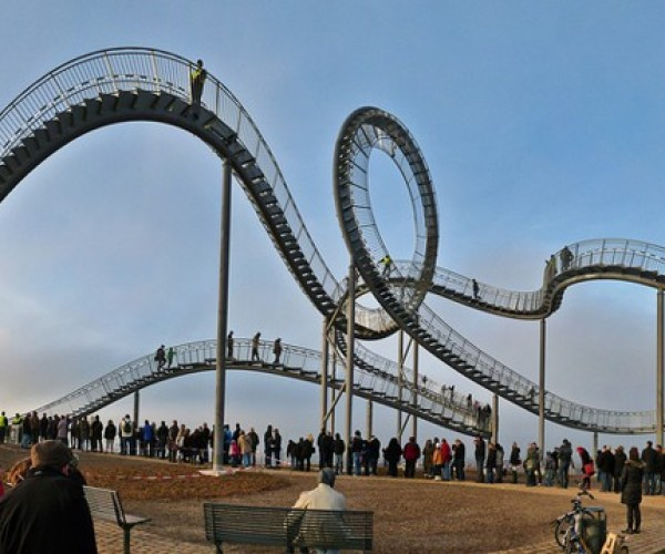 Crouching Tiger and Turtle: Walk the Coaster