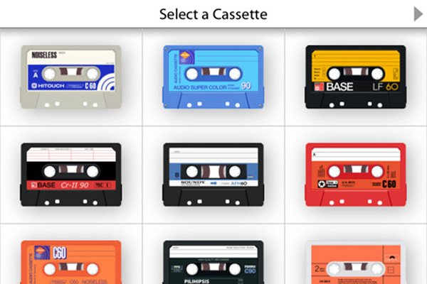 aircassette ios app 2