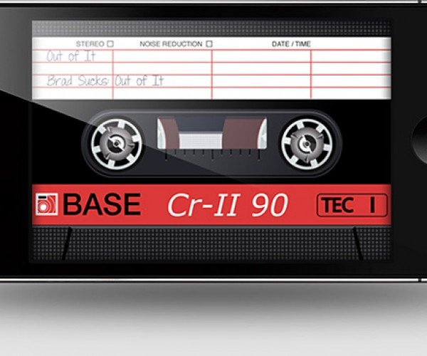 AirCassette for iOS: Buy it for How It Looks, Not How It Sounds
